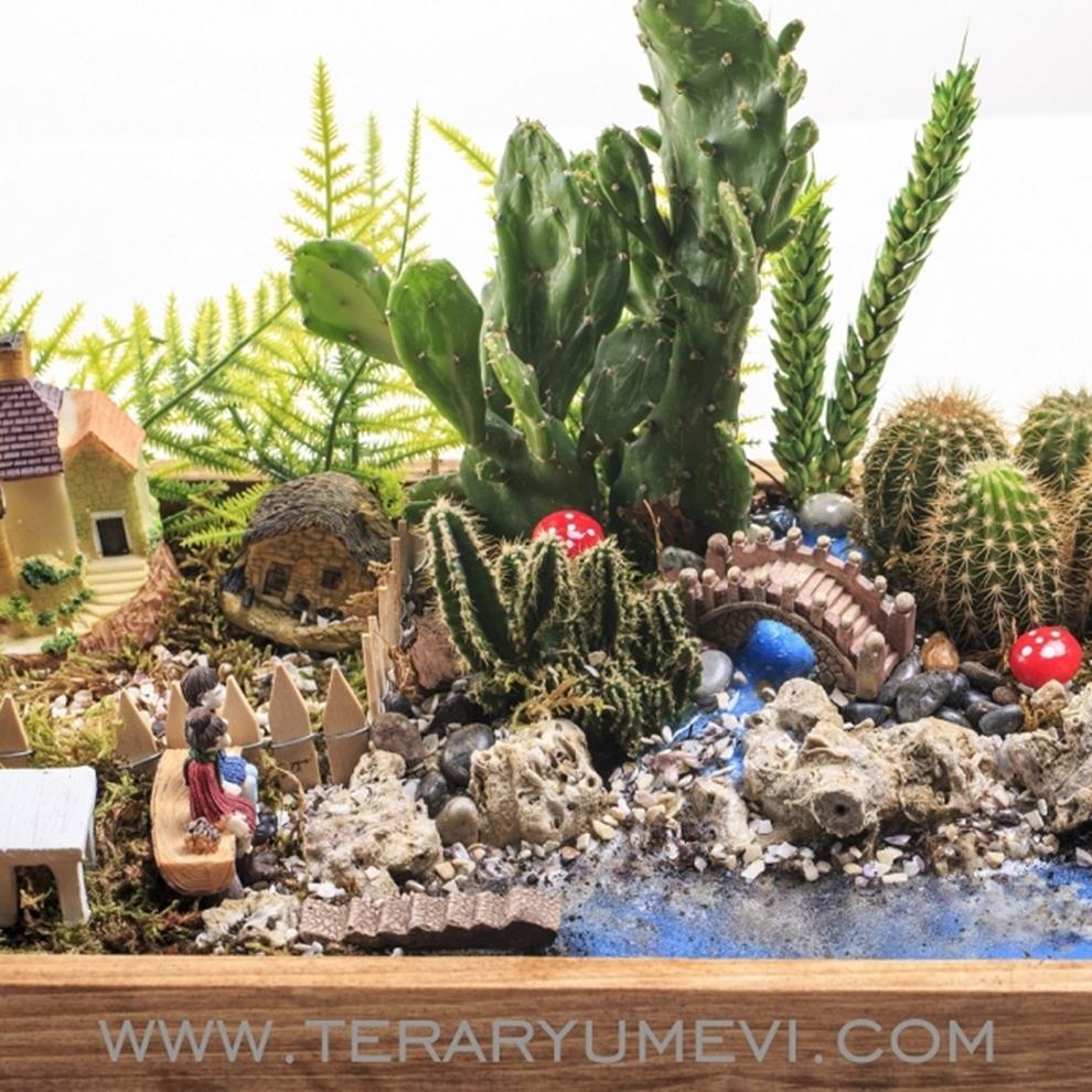 Minyatür Bahçe Minyatür Bahçe Izmir Minyatür Bahçe Modelleri
