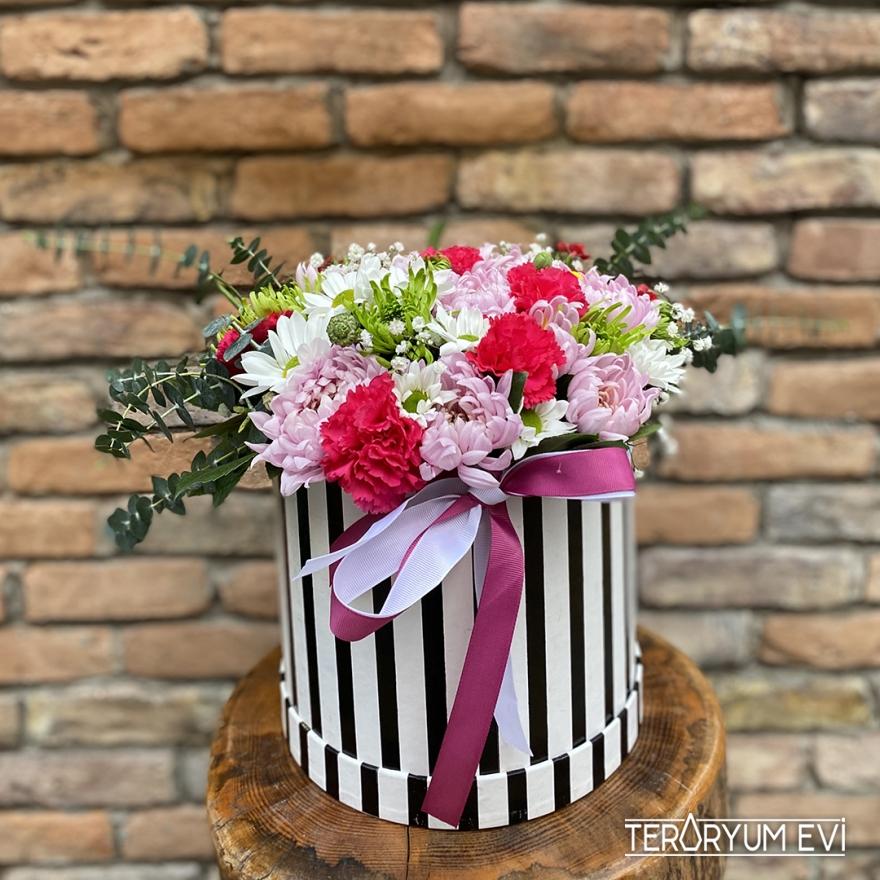 Kutu Çiçek Modelleri