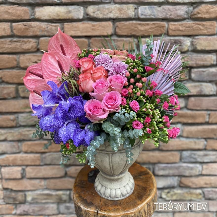 Butik Çiçek Aranjman