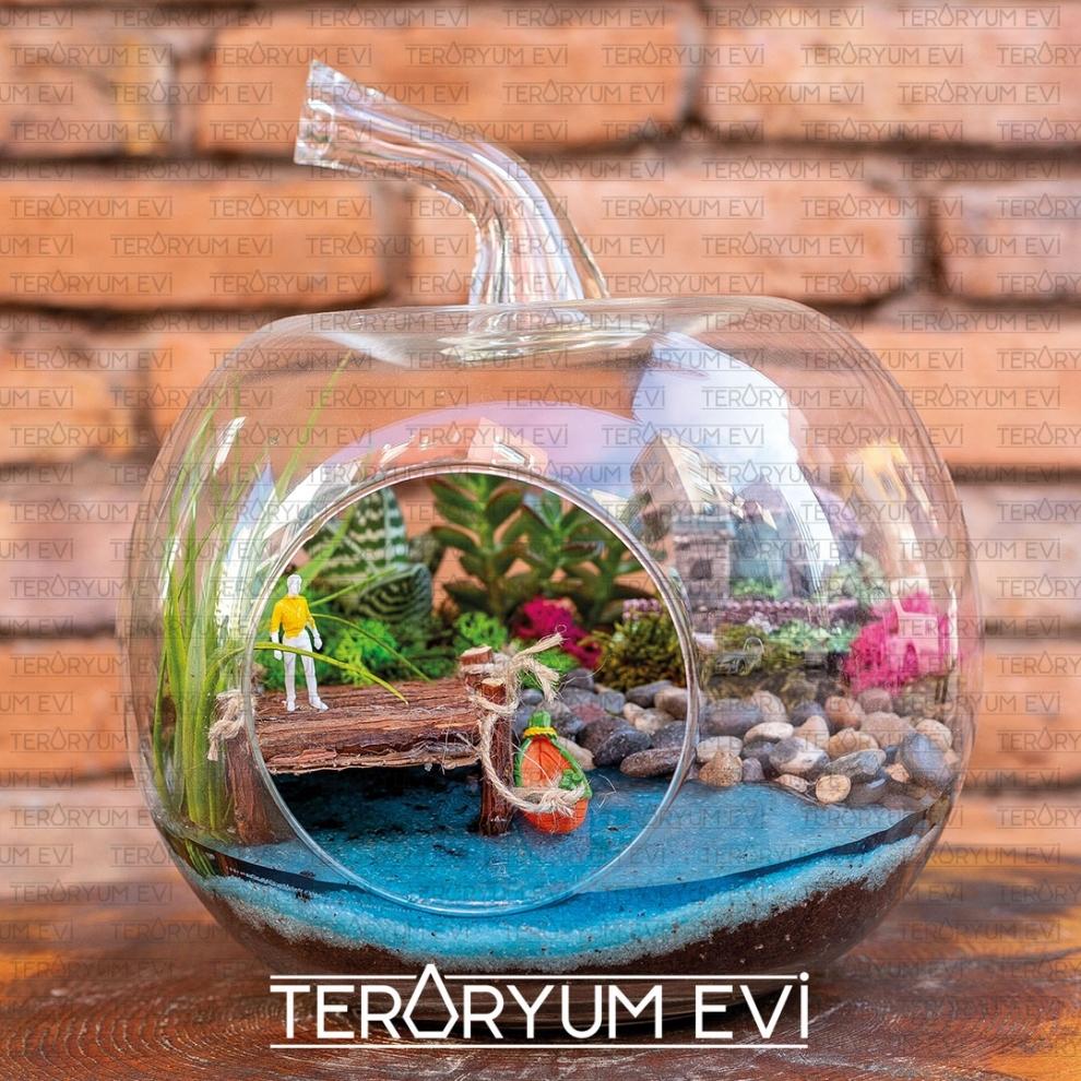Sahil Kasabası Teraryum