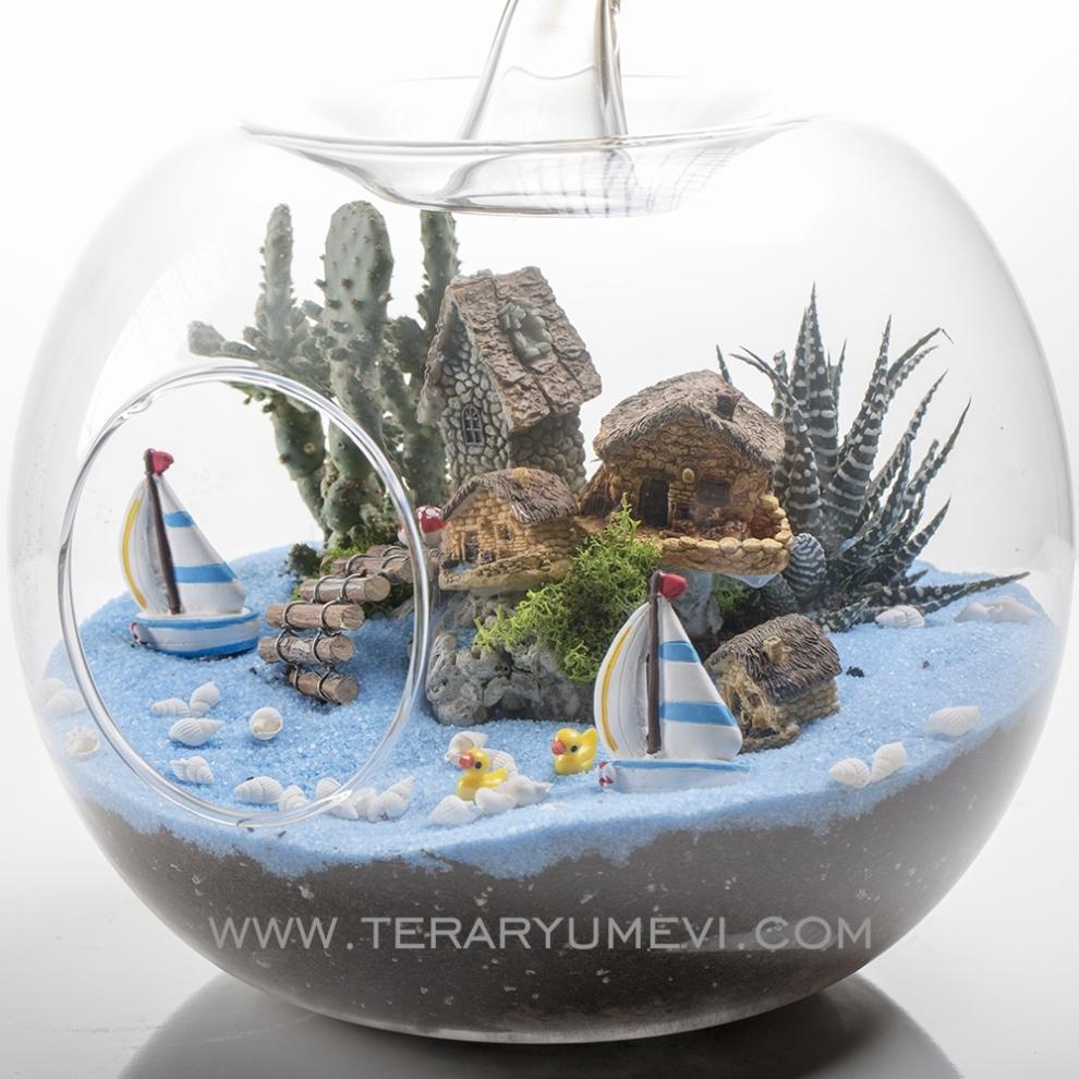 Terrarium Island