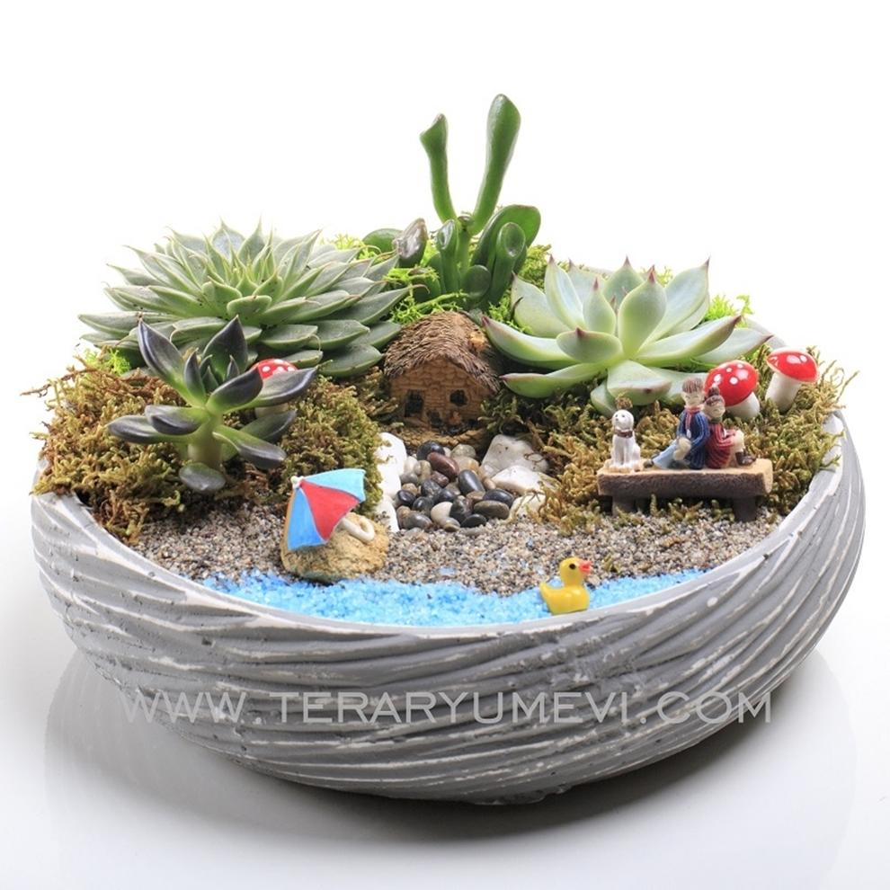 Minyatür Bahçemiz  İzmir
